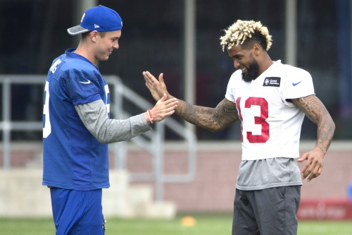 'Down moments': Odell Beckham's best friend details recovery