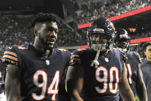 Grading the Chicago Bears sophomores