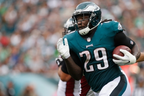 Redskins-Eagles: LeGarrette Blount vs. Zach Brown among three key matchups to watch