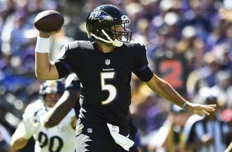 Ravens, Vikings heading in opposite directions