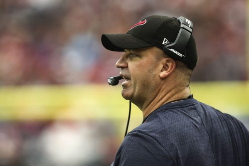 Bill O'Brien Mic'd Up Coaching The Against Cleveland Browns