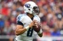 Titans gunning for 1st place against Browns