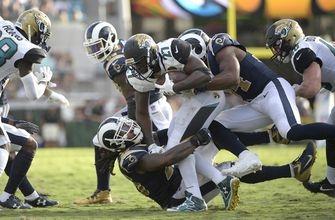 Goal-line defenses might be blueprint vs run-happy Jaguars