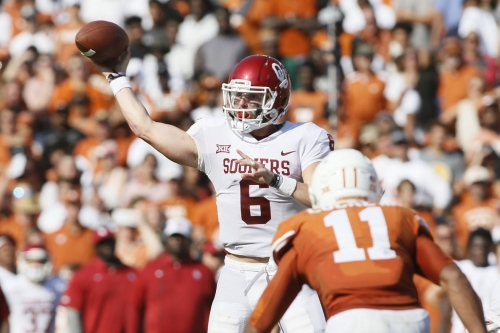 Should the New York Giants draft Oklahoma's Baker Mayfield? Scot McCloughan would