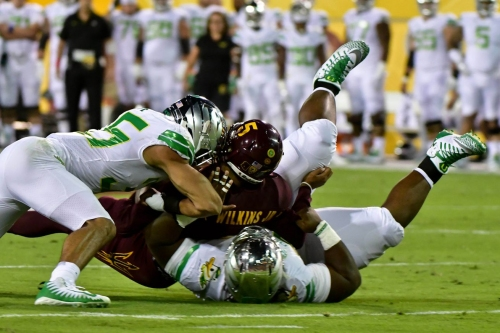 UCLA Football vs. Oregon Defensive Preview: The Duck Defense Continues to Rebuild