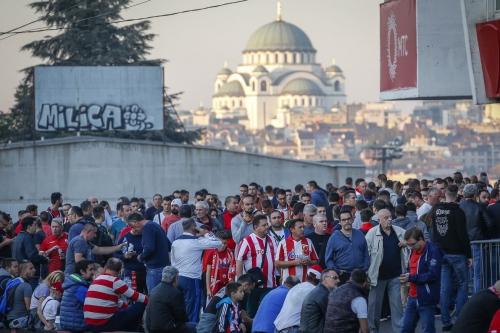 Arsenal vs. Red Star Belgrade: Community ratings