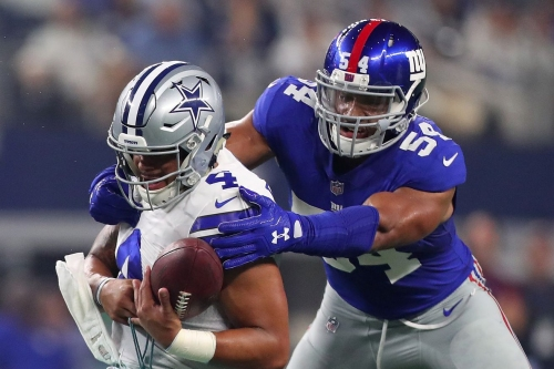Giants' injury report: Olivier Vernon sits out practice