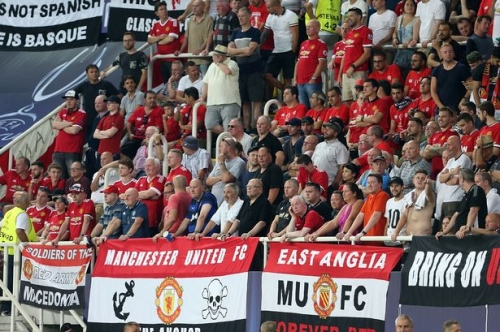 Manchester United fixture changes a kick in the teeth for travelling fans