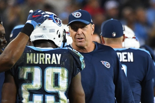 DeMarco Murray injury update: Titans running back misses practice again Thursday