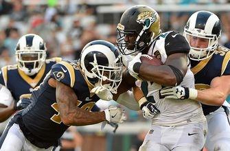 Opposing defenses focused on stopping Leonard Fournette, Jaguars running game