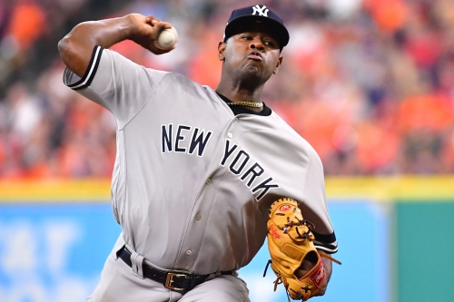 Luis Severino '100 percent' healthy and ready to finish off Astros