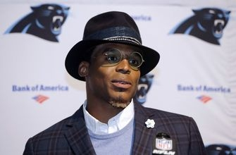 Panthers' QB Cam Newton opts not to speak with reporters