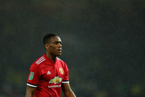 Barcelona reportedly eyeing Anthony Martial after scouting mission