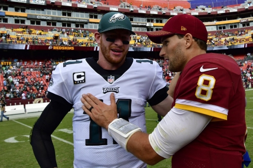 The BEast Report: Stacking up the NFC East division heading into week seven