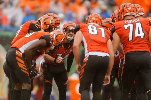 Bye Week-ly Lineman: Quantifying every Bengals offensive lineman's performance so far