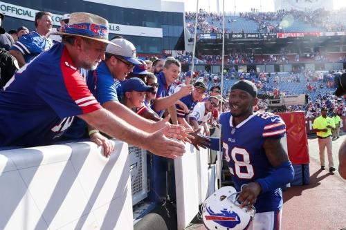 Buffalo Bills Thursday injury report: E.J. Gaines, Leonard Johnson back practicing