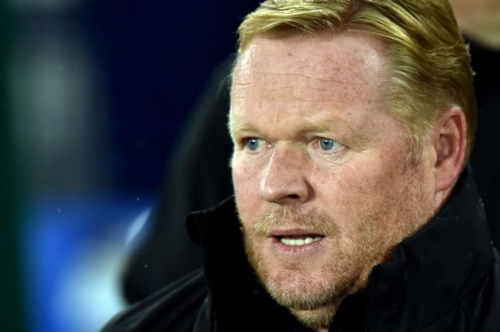 Some Everton fans believe Ronald Koeman's fate is sealed after Lyon loss