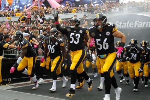 Bengals using 'Renegade' to prepare for the Steelers at Heinz Field in Week 7