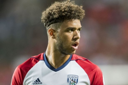West Brom's rising star Tyler Roberts set for Wales international call-up