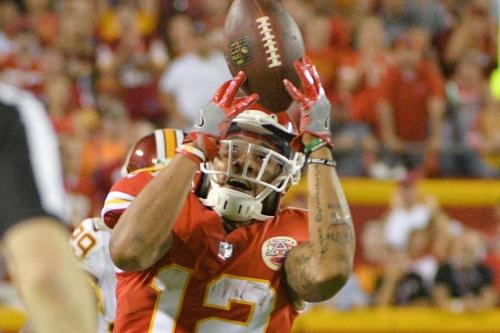 Albert Wilson, CJ Spiller active for Chiefs vs. Raiders