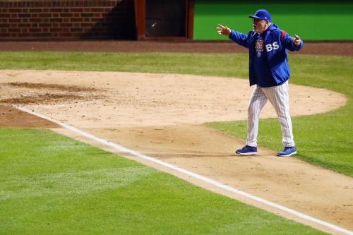 Playoffs Game Thread: Dodgers at Cubs