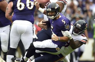Keenum, Flacco with role reversals for Vikings and Ravens