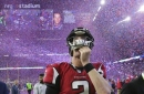 Super Bowl reminders abound ahead of Pats, Falcons rematch