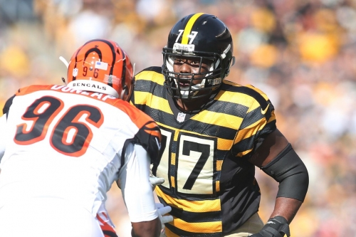 Bengals at Steelers injury report: Adam Jones sits out; 2 Pittsburgh starters sidelined