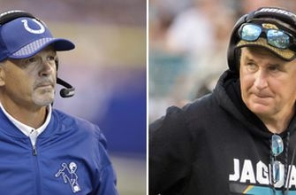 Colts face big challenge in holding line against Jags