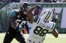 Jets tight end goes from cautionary tale to comeback kid