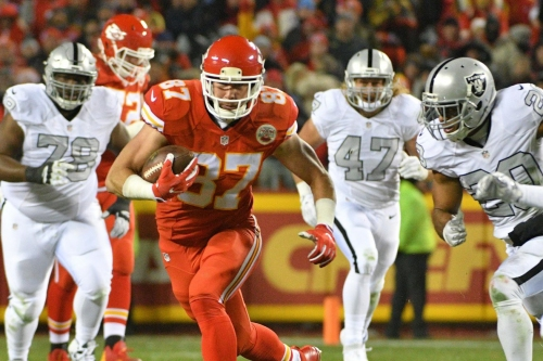 Thursday Night Football open thread: Chiefs at Raiders