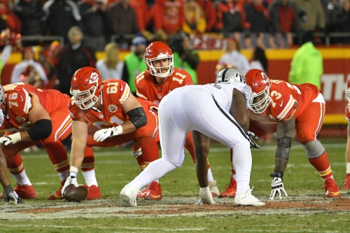 Thursday Night Football: Chiefs vs. Raiders — game time, TV schedule, odds, more
