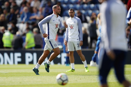 Good news on Drinkwater, less so on Bakayoko and David Luiz as Chelsea return to the training ground