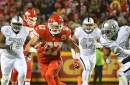 Kansas City Chiefs at Oakland Raiders: Thursday Night Football Live Blog