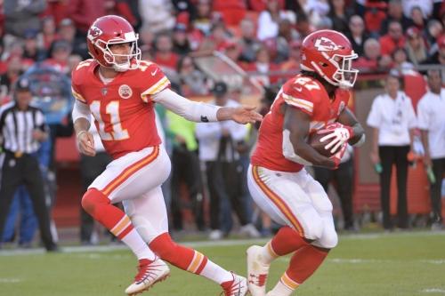 Thursday Night Football Live: Chiefs vs. Raiders