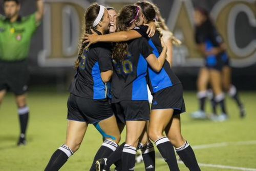 No. 2 UCLA Women's Soccer Takes on Washington State to Claim Back-to-Back Victories