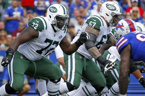 The big-time matchup that could prove young Jets tackle belongs