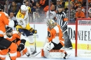 Nashville Predators 1, Philadelphia Flyers 0: Bring Out The Regular Season Brooms