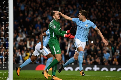 Manchester City 2-1 Napoli, Champions League: Player Ratings