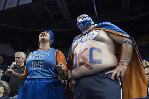 Thunder 105, Knicks 84: Scenes from Kristaps Porzingis shining amidst familiar Knicks clownery