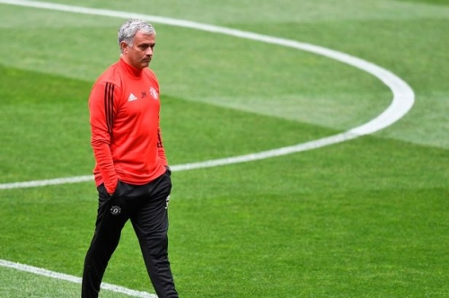 Manchester United boss Jose Mourinho is leaving a lasting mark at training ground