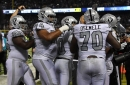 Raiders score on final play to beat Chiefs