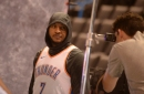 Carmelo Anthony's Jordan Brand hoodies sold out in 7 minutes
