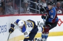 Bortuzzo, Stastny help Blues beat Avalanche 4-3 (Oct 19, 2017)