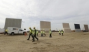 Trump's border wall models take shape in San Diego