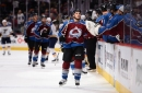 Colorado Avalanche broken by the St. Louis Blues in a 4-3 loss
