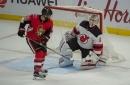 Erik Karlsson's explosive night not enough for Senators to overcome Devils