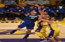 Deflated Ball: Blake gets 29 in Clips' 108-92 rout of Lakers The Associated Press
