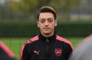 Mesut Ozil tells Arsenal teammates he is joining Manchester United and more rumours