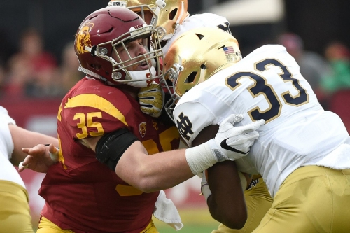 USC Notre Dame 2017: Irish and Trojans traveled different paths this season